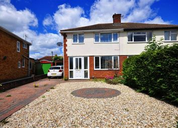 Thumbnail 3 bed semi-detached house for sale in Shearwater Grove, Innsworth, Gloucester