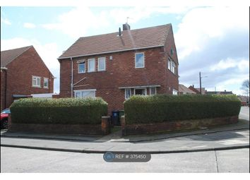 Thumbnail 3 bedroom semi-detached house to rent in Rosyth Road, Sunderland