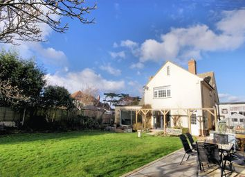 Thumbnail 4 bed detached house for sale in Yew Tree Cottage, Britten Road, Lee-On-The-Solent