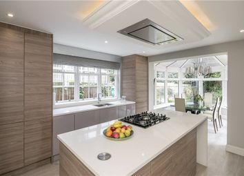 Thumbnail 5 bed detached house for sale in Warren Road, Coombe Hill