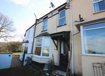 Thumbnail 2 bedroom terraced house for sale in Chambercombe Road, Ilfracombe