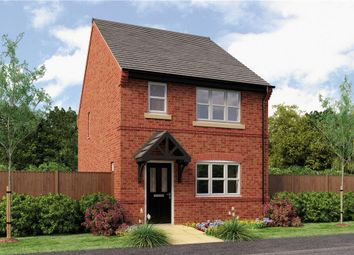 "Thumbnail 3 bedroom detached house for sale in ""Pushkin"" at Rykneld Road, Littleover, Derby"
