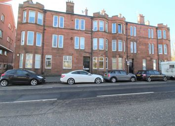 Thumbnail 1 bed flat for sale in Hamilton Rd, Glasgow