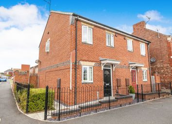 Thumbnail 2 bed semi-detached house for sale in Thornville Road, Hartlepool