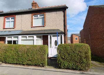 2 bed semi-detached house for sale in Frances Terrace, Bishop Auckland DL14