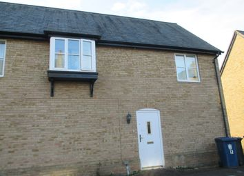 Thumbnail 1 bedroom flat to rent in Osier Way, Great Cambourne, Cambourne, Cambridge