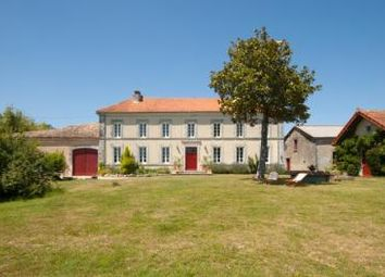 Thumbnail 9 bed country house for sale in Brossac, Charente, France