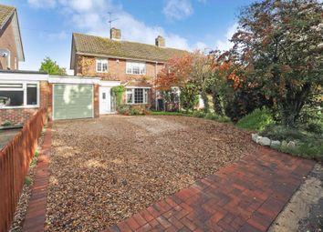Thumbnail 3 bed semi-detached house for sale in Long Marston Road, Marsworth, Tring