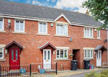 Thumbnail 3 bed terraced house for sale in Sedgemoor Court, Daventry