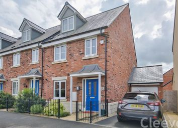 Thumbnail 3 bed end terrace house for sale in Sunrise Avenue, Bishops Cleeve, Cheltenham