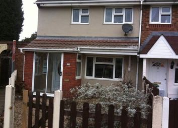 Thumbnail 3 bed semi-detached house to rent in Fleming Road, Walsall