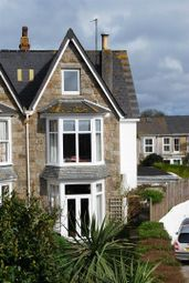 Thumbnail 5 bed end terrace house for sale in Penzance