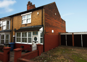 3 bed semi-detached house for sale in Melrose Street, Hull, Yorkshire, East Riding HU3