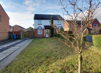 Thumbnail 2 bed semi-detached house for sale in Mandeen Grove, Mansfield