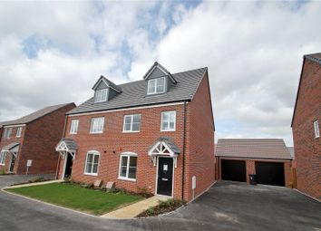 Thumbnail 3 bed semi-detached house to rent in Cornfields, Chinnor