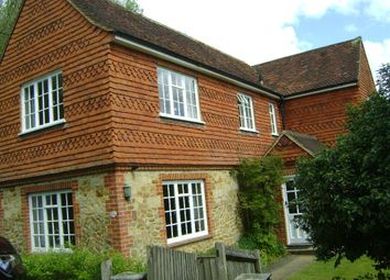 Thumbnail 4 bed cottage to rent in Malthouse Lane, Hambledon