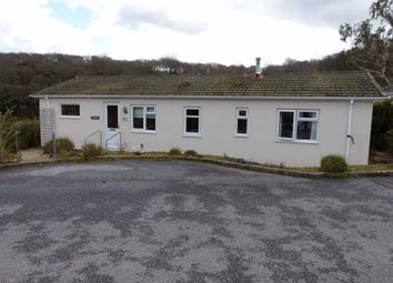 Thumbnail 3 bed mobile/park home for sale in Cosawes Park, Truro