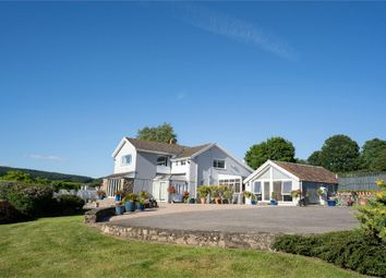 Thumbnail 4 bedroom detached house for sale in Llandevaud Lane, Llandevaud, Monmouthshire