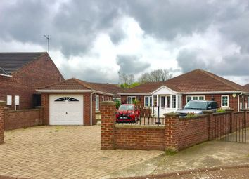 Thumbnail 4 bed bungalow to rent in Resolute Close, Spilsby