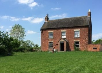 Thumbnail 6 bed detached house to rent in Sutton On The Hill, Ashbourne