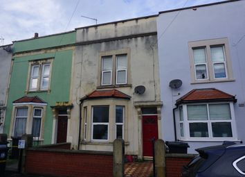 Thumbnail 4 bed terraced house to rent in Franklyn Street, Bristol