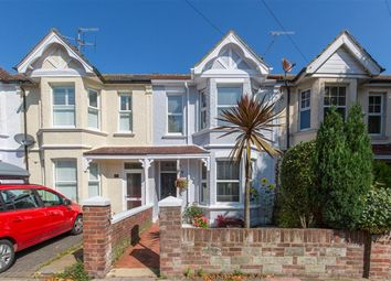 Thumbnail 3 bedroom terraced house for sale in Kingsland Road, Broadwater, Worthing