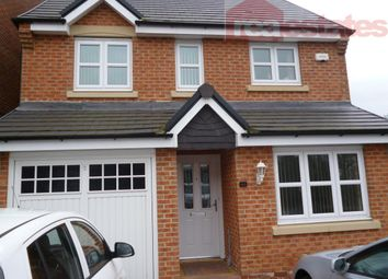 Thumbnail 3 bed detached house to rent in St. Phillips Close, Auckland Park, Bishop Auckland
