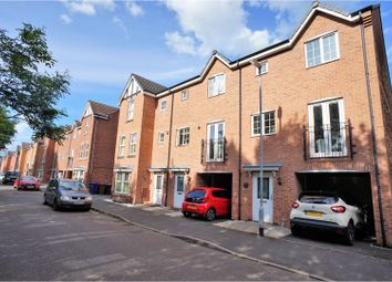 Thumbnail 3 bed end terrace house for sale in Clough Drive, Burton-On-Trent