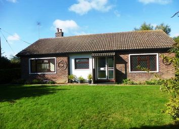 Thumbnail 3 bed detached bungalow to rent in Eau Brink Road, Wiggenhall St. Germans, King's Lynn