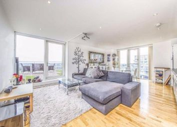 Thumbnail 2 bed property to rent in Millharbour, London
