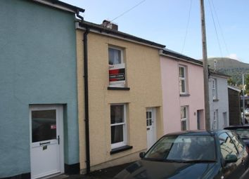 Thumbnail 1 bed terraced house for sale in Victoria Street, Abergavenny