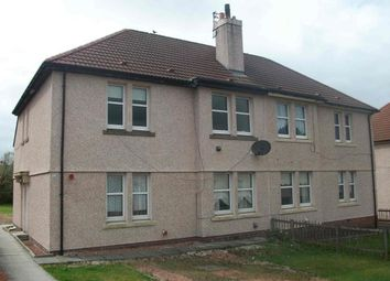 Thumbnail 1 bed flat to rent in Brown Street, Carluke