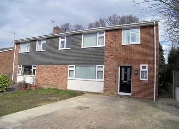 Thumbnail 4 bed property to rent in Chieveley Close, Tilehurst, Reading