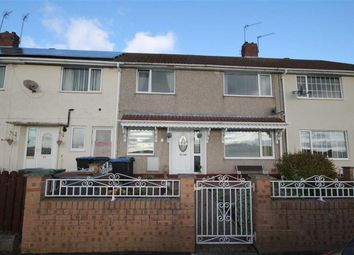 Thumbnail 3 bed terraced house for sale in Birch Drive, Willington, Co Durham