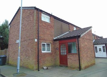 Thumbnail 4 bedroom end terrace house for sale in Cabul Close, Warrington, Cheshire
