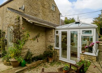 Thumbnail 3 bed cottage for sale in Church Road, Quenington, Cirencester
