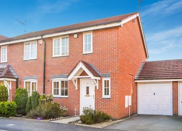 Thumbnail 2 bed semi-detached house to rent in Pickering Way, Stapeley, Nantwich