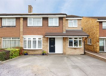Thumbnail 5 bed semi-detached house for sale in Linnet Drive, Chelmsford, Essex