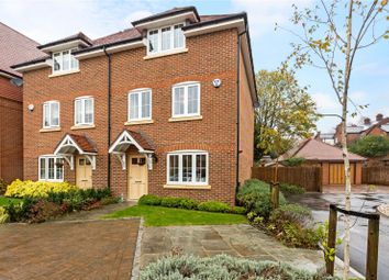 Thumbnail 4 bedroom semi-detached house for sale in Leander Way, Maidenhead, Berkshire