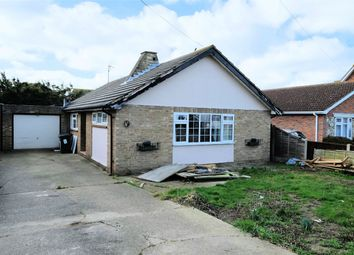 Thumbnail 4 bed detached bungalow for sale in Kimberley Grove, Seasalter, Whitstable, Kent