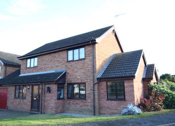 Thumbnail 4 bedroom detached house for sale in Woolner Close, Barham, Ipswich, Suffolk