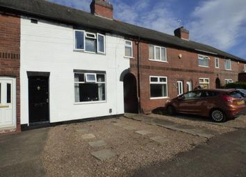 Thumbnail 2 bed terraced house for sale in Norfolk Road, Long Eaton, Nottingham