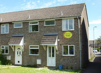 Thumbnail 2 bed end terrace house to rent in Holly Close, Bulwark, Chepstow