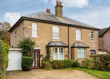Thumbnail 3 bed semi-detached house for sale in Harrow Road, Warlingham