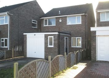Thumbnail 3 bed detached house for sale in Adber Close, Yeovil