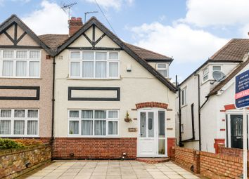 Thumbnail 3 bed semi-detached house for sale in Rydal Gardens, Hounslow