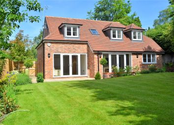 Thumbnail 3 bed detached house for sale in Crays Pond, Reading