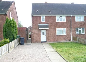 Thumbnail 1 bed flat for sale in Kitchen Lane, Wednesfield, Wednesfield