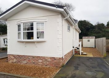 Thumbnail 1 bed mobile/park home for sale in Quarry Moor Park, Ripon