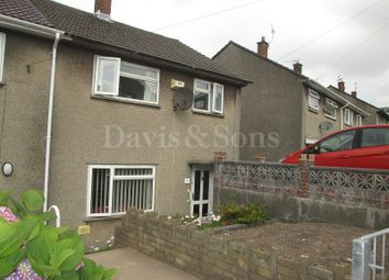3 bed semi-detached house for sale in Thistle Way, Ty Sign, Risca, Newport. NP11